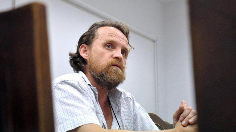 Marcelo Guagliardo concurrió por los docentes al encuentro con el Gobierno.
