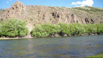 Río Aluminé: alumnos secundarios analizarán el impacto de la basura
