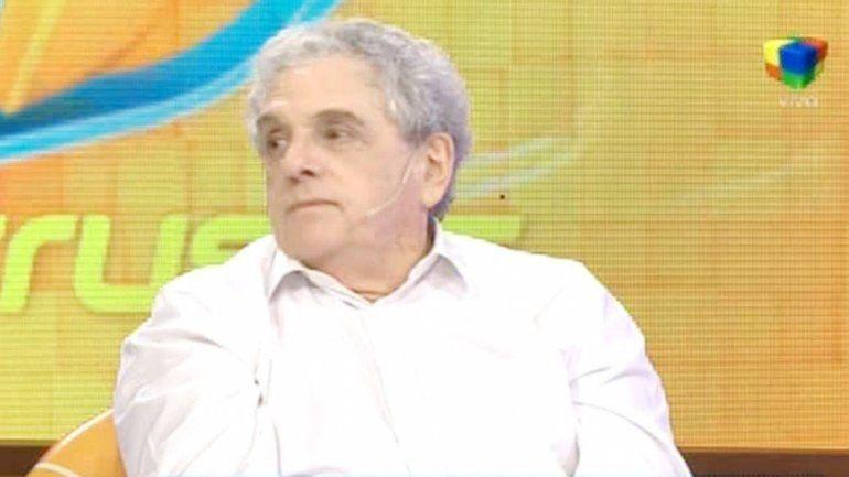 El humorista reconoció que había complicaciones para hacer el segmento