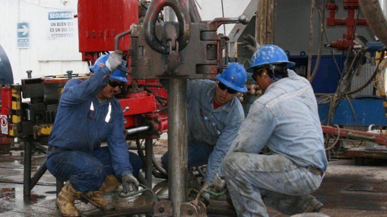 El sector petrolero