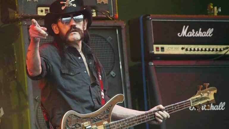Lemmy fue adorado y respetado por músicos y seguidores de su banda.