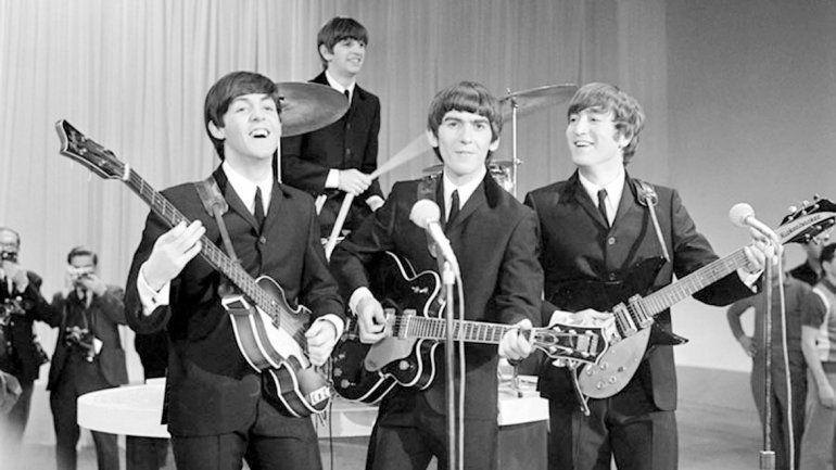 El catálogo completo de The Beatles hace furor vía streaming.