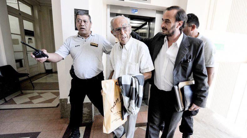 Ricardo Barreda deja la cárcel gracias al beneficio de la libertad condicional.