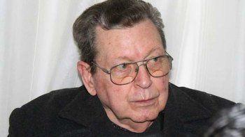 Oscar Lorenzo Reinhold, jefe de Inteligencia del Comando de la VI Brigada con el cargo de mayor en 1976.