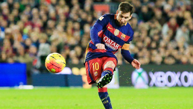 Messi sigue a puro récord y convirtió su gol 425. Impresionante.