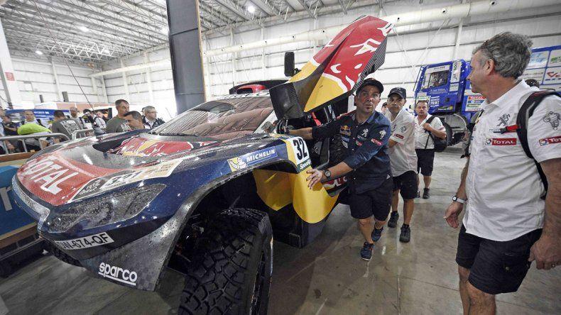 El año comienza bien arriba con el Rally Dakar que unirá desde hoy Argentina con Bolivia. El Mundial de Motocross llega a Villa La Angostura y el Moto GP