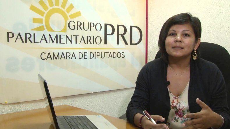 El ataque fue obra de un comando armado y se sospecha que podrían haber sido los Guerreros Unidos. Gisela Mota (foto) era de izquierda.