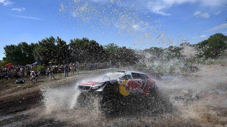 El octavo Dakar de Sudamérica tuvo de todo en el comienzo