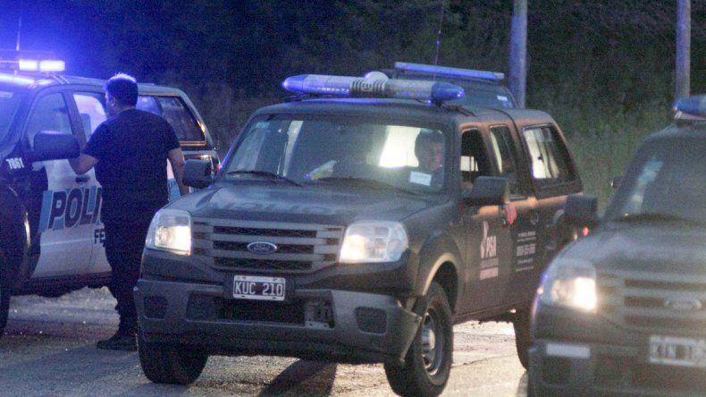 Ritondo ordenó 37 allanamientos y un espectacular operativo en el parque Pereyra Iraola. Todos ellos han sido infructuosos.