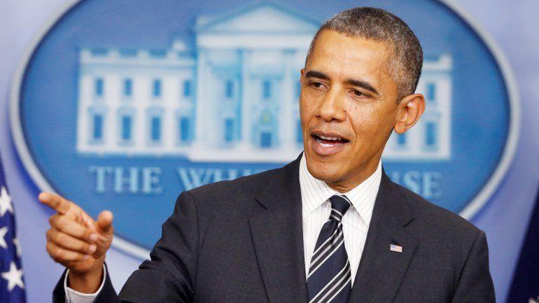 Obama llegará a Argentina la semana que viene.