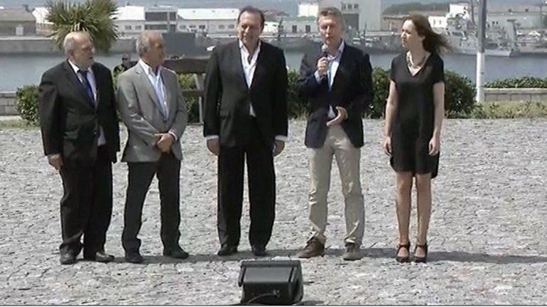 Macri culpó al kirchnerismo por el avance narco