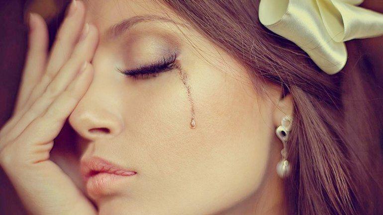No llorar puede causar dolor de cabeza