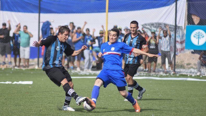 Rincón y Los Canales comenzaron a entrenar de cara a lo que viene.
