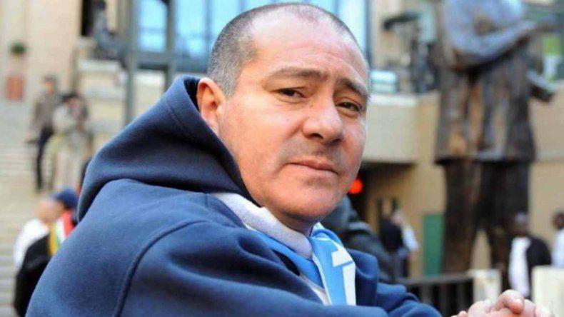 El ex líder de Hinchadas Unidas Argentinas (HUA) Marcelo Mallo.