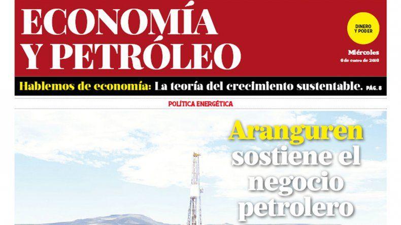 Aranguren  sostiene el  negocio  petrolero