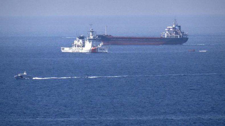 Turquía halló 13 toneladas de marihuana en buque boliviano frente a costa libia