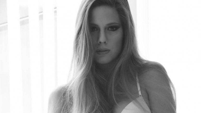 La joven ya se desnudó para la revista española Interviú.