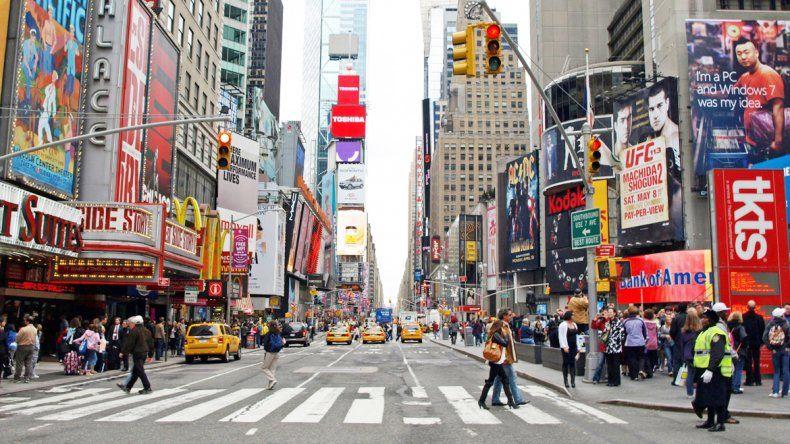 En Nueva York será posible acceder a wifi gratis y llamar sin costos dentro del país desde cualquier kiosco que instalará la alcaldía local.