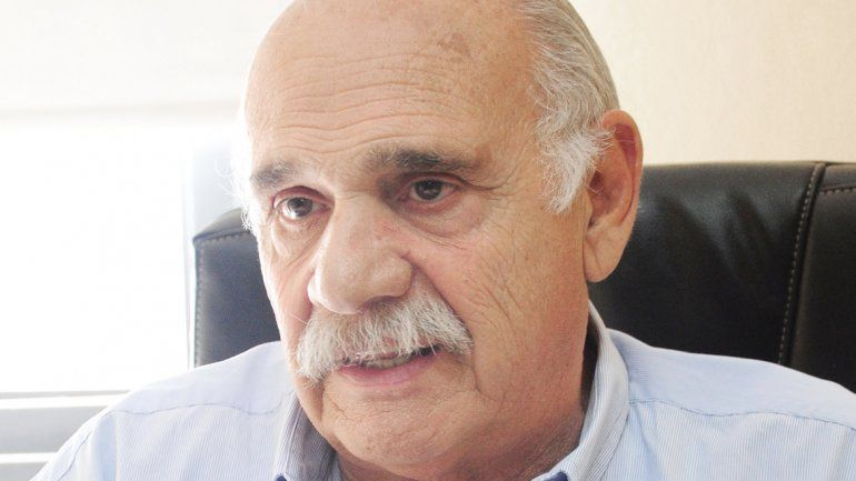Jorge Lara Ministro de Trabajo.
