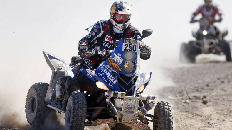 Los hermanos Patronelli ganan etapa y lideran la general del Dakar