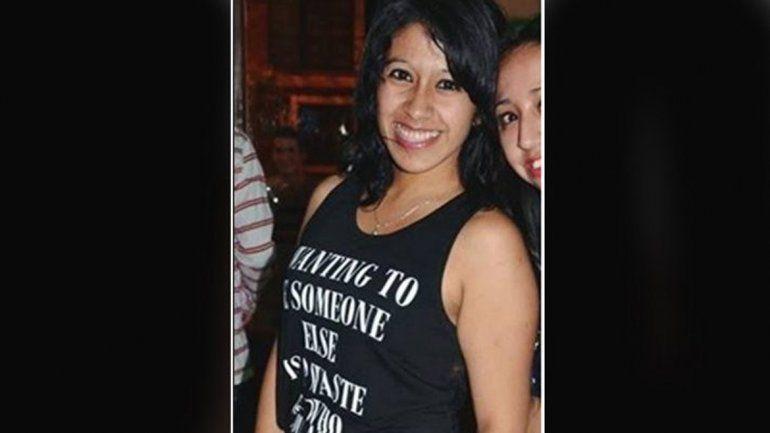 El cuerpo de la joven fue hallado el primero de enero en el barrio Confluencia. Su desaparición había sido denunciada por su hermana 15 días antes.