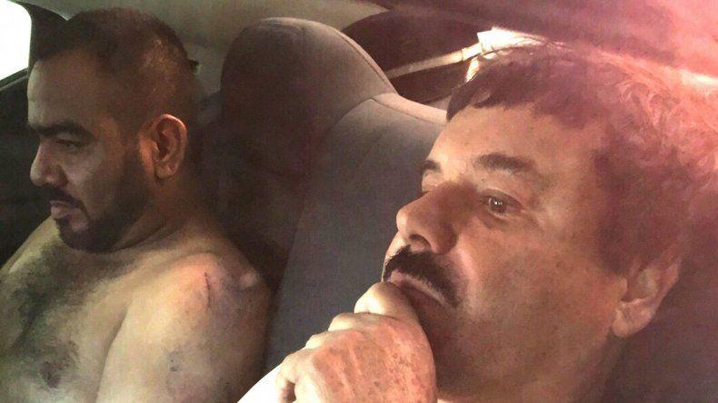 El Chapo cayó cuando quería filmar una película autobiográfica