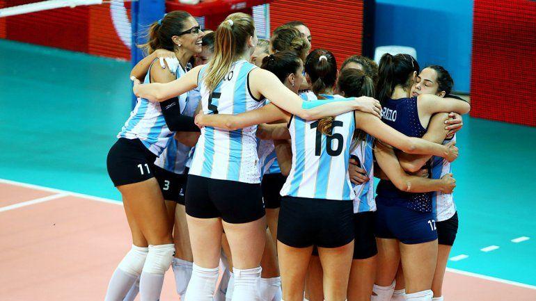 Argentina mañana enfrentará a Perú y el ganador clasificará a los JJ.OO.