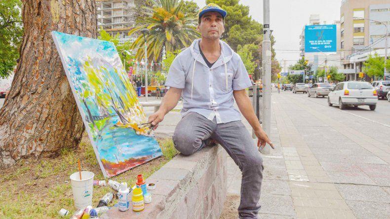 Se inspiró en los colores de la costa del PacíficoAllí donde Pablo Neruda vivió y escribió versos