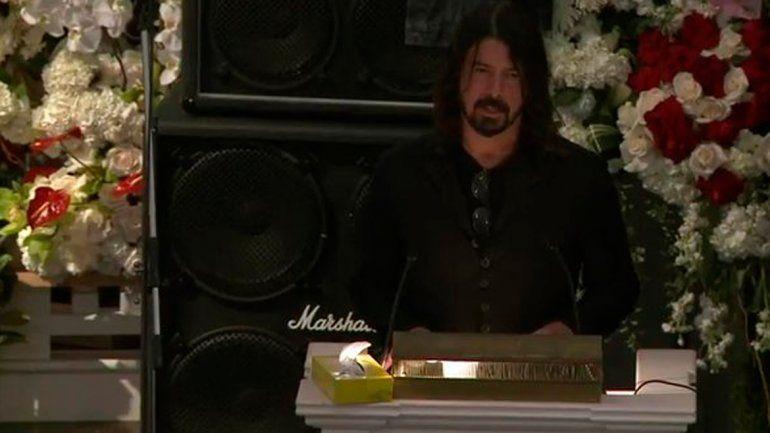 Lágrimas y risas en emotiva despedida a Lemmy