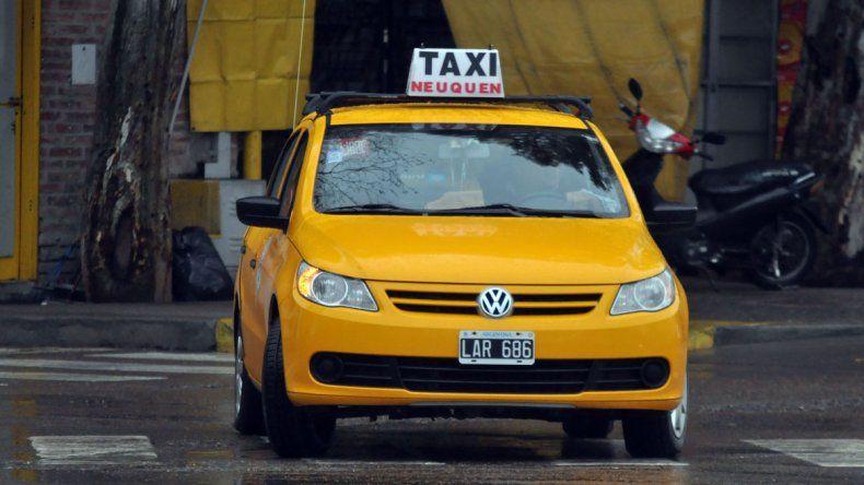 Ya retiraron cinco licencias a taxis que no instalaron el GPS