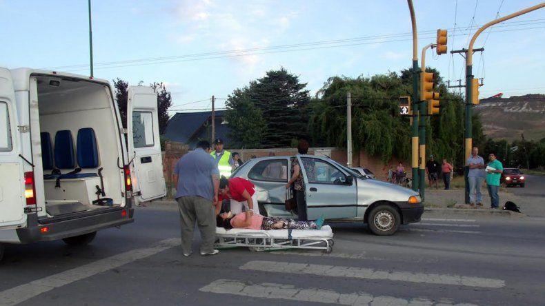 Un hombre chocó a otro auto e hirió a dos mujeres: tenía 1,8 mililitros de alcohol en sangre