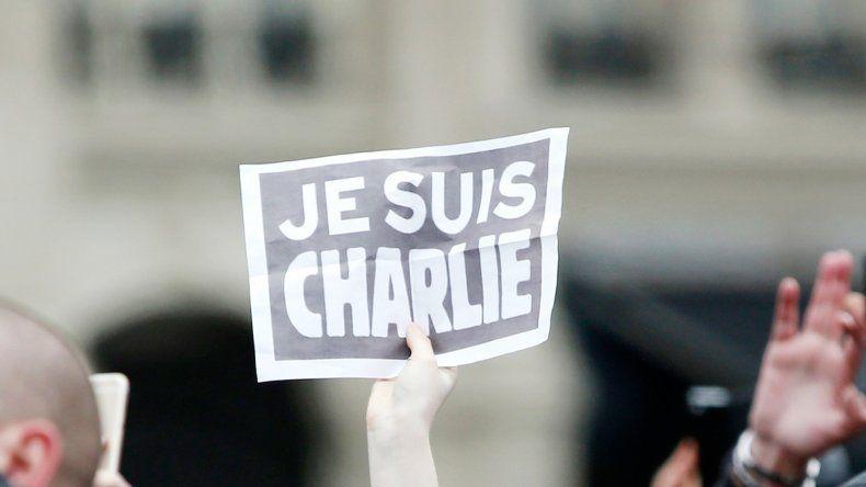 Una marcha reciente en París