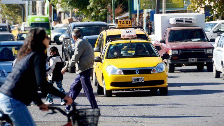 En la ciudad hay unos 1200 autos de alquiler