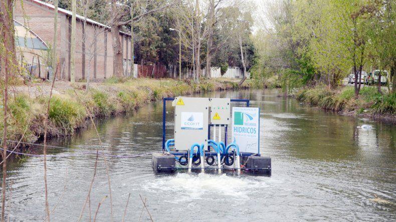 El arroyo Durán es una de las prioridades entre las obras pendientes para la ciudad.