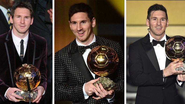 La Pulga fue consagrado nuevamente como el mejor jugador del mundo por la FIFA.