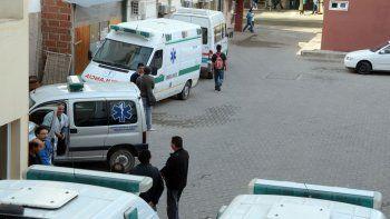 Choferes de ambulancias hacen un paro el lunes próximo
