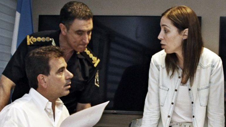 Ritondo pasó a retiro a siete comisarios de la cúpula de la Bonaerense