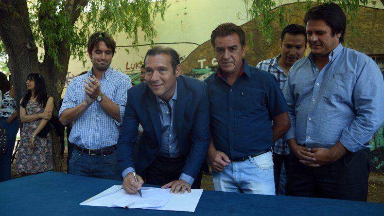 Gutiérrez apuntó al diálogo como herramienta para la convivencia