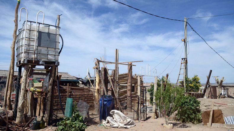 Cerca de 7500 familias viven en asentamientos irregulares.