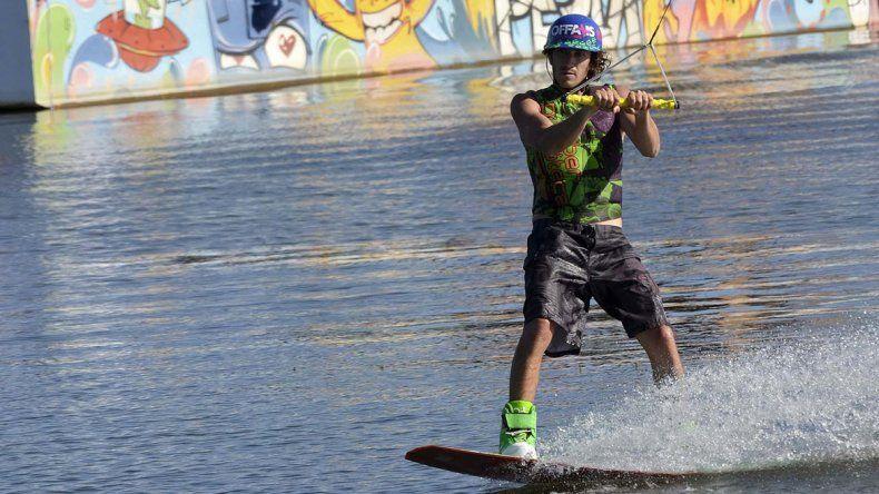 Neuquén será la sede del campeonato Argentino de Wakeboard