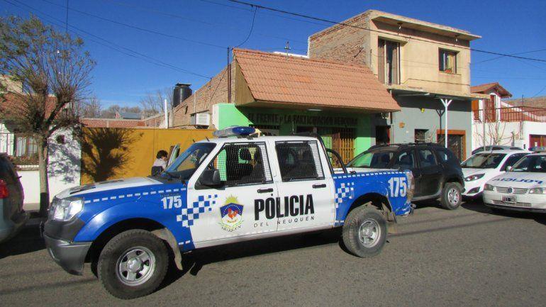 Detuvieron a dos ladrones que robaron un comercio en Plaza Huincul