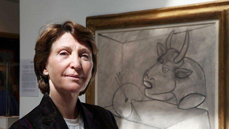 Marina Picasso no para de vender las obras que conserva de su abuelo.