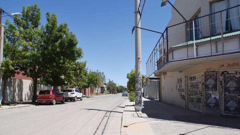 La esquina donde funcionaba el supermercado y la calle Ortega y Gasset volverán a tener movimiento.