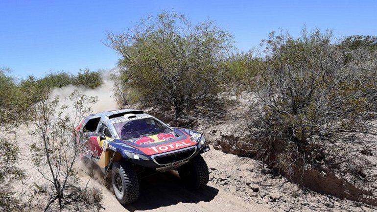 Postales de la etapa 11 del Dakar 2016