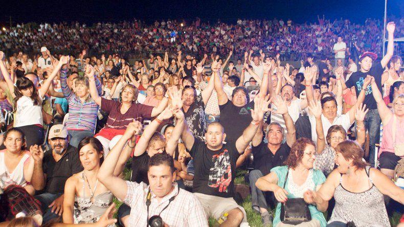 Miles de personas disfrutarán noche tras noche