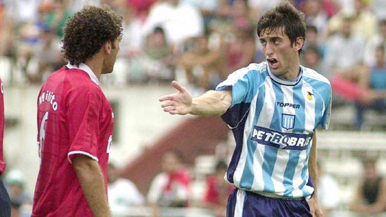 Los hermanos Milito se enfrentaron en Avellaneda y en Italia.