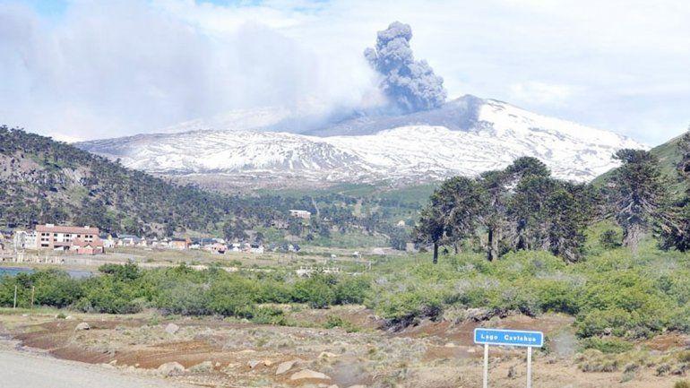 Desde su última erupción
