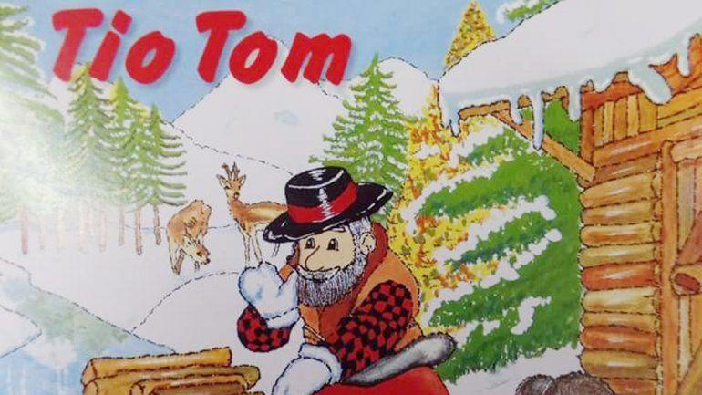 Ricardo Andersen es el fundador de la heladería y chocolatería Tio Tom