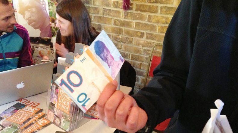 La libra de Brixton se ha convertido en la particular divisa con que se pueden realizar transacciones en 200 comercios del barrio de Londres.