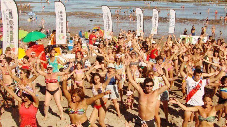 Diversas actividades deportivas se organizaron para este fin de semana.
